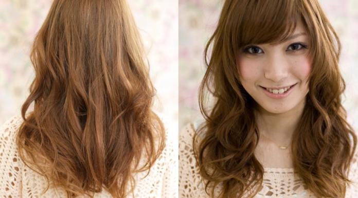 hairstyle idea for chubby face