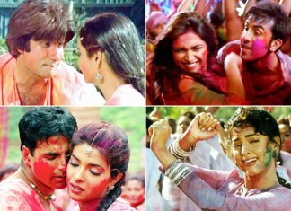 best holi songs