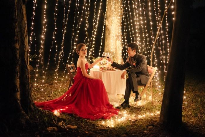 pre wedding shoot props online