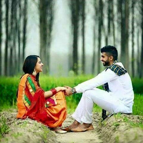 candid pre wedding shoot in punjab