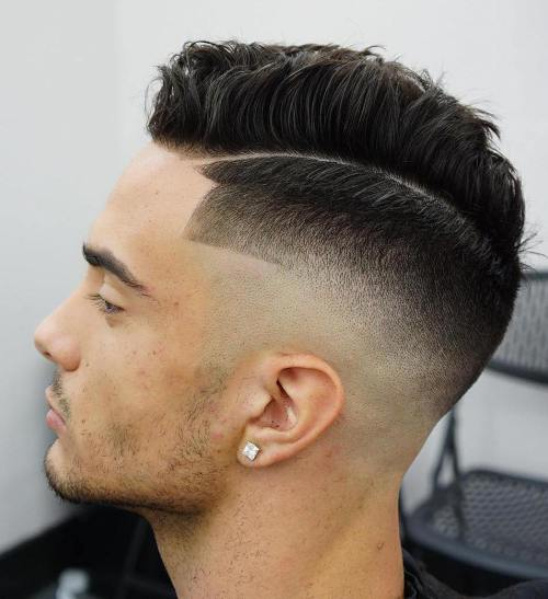 hairstyle ideas for men for long hair