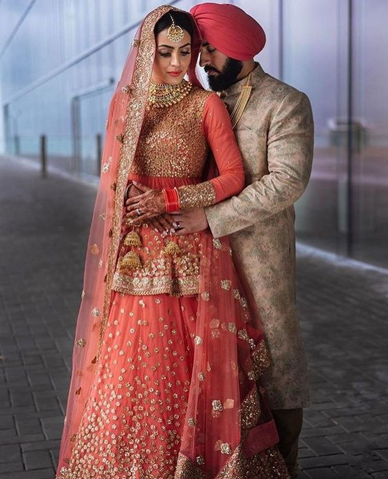 Most Beautiful Bridal Lehenga