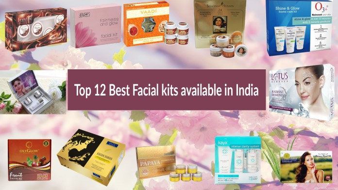 best facial kit for glowing skin