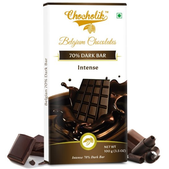 Best Dark Chocolate Brands in India