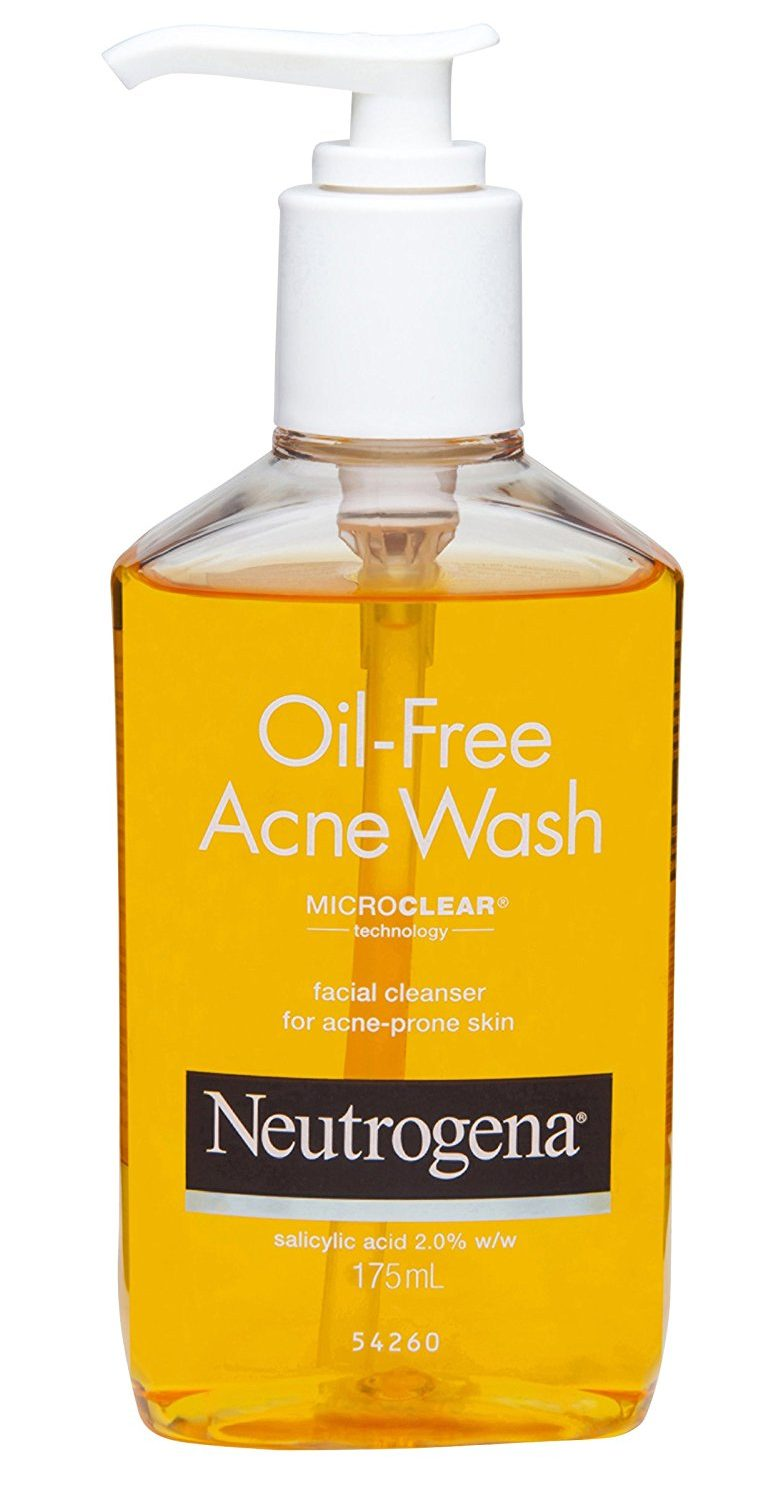 15 Best Acne Face Wash For All Skin Type For 2018 Youme