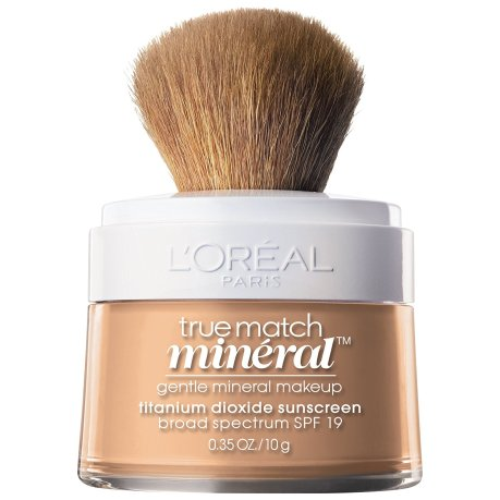 mineral foundations for acne prone skin