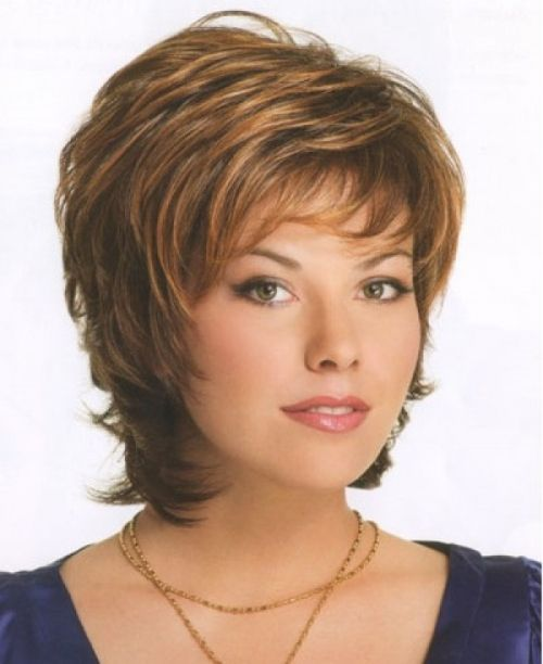 22 Most Fabulous Short Hair Style For Round Faces 2018 Youme And
