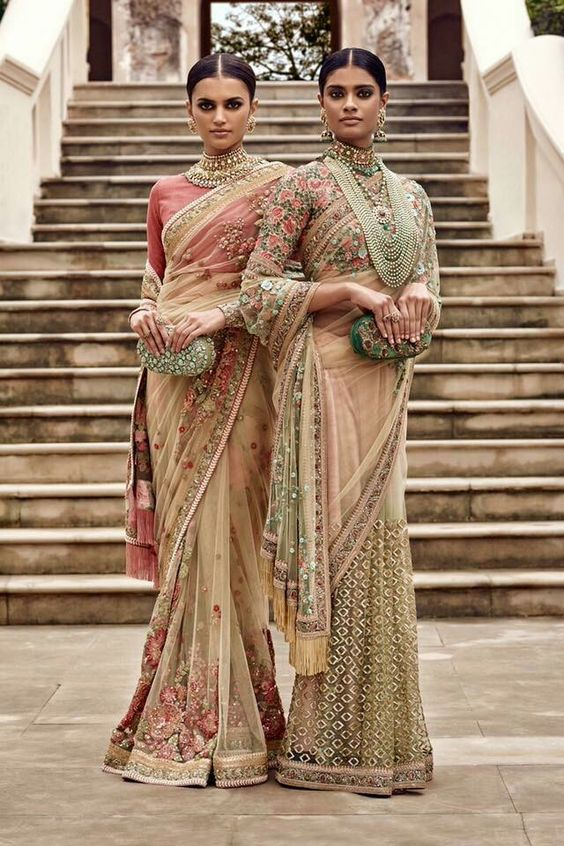 wedding sarees images