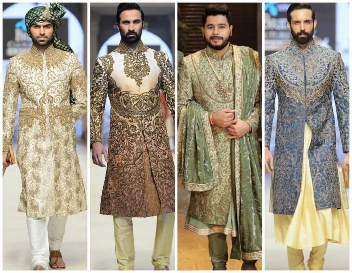 Muglai Sherwani For Wedding