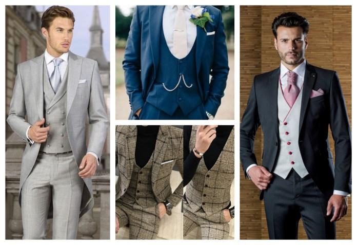 Wedding Vintage Suit For Men