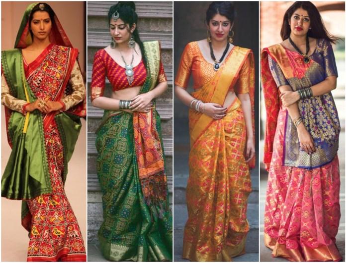Patola Saree Online