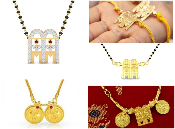 Latest Stunning Mangalsutra Designs For Woman/Thali Mngalsutra