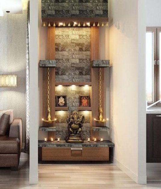 Beautiful Temple Mandir Designs For Indian Homes Youme And Trends