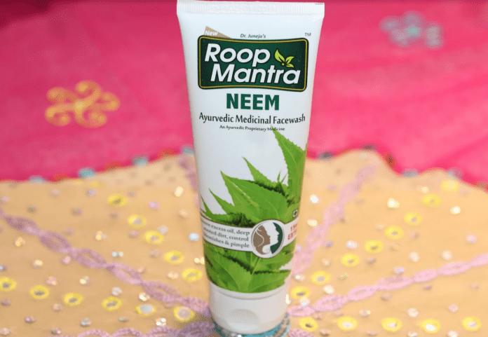 Neem Ayurvedic Medicinal Facewash