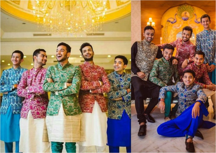 Wedding Collection Jackets With Kurta Pajama