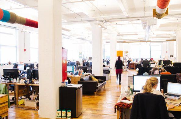 Large Office Interior Designs