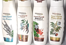 Patanjali Shampoo