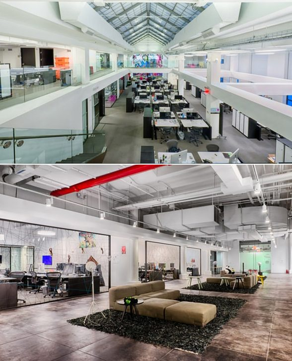 Large Office Interior Designs
