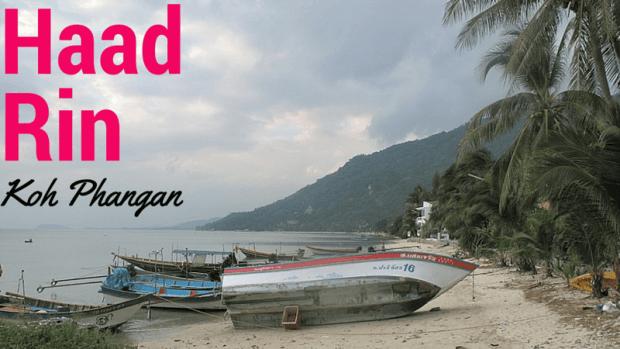 Haad Rin Koh Phangan