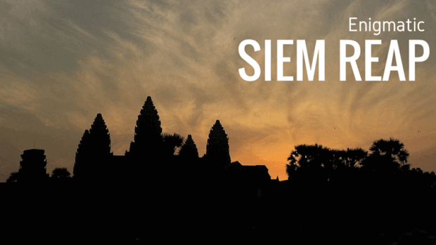 Enigmatic Siem Reap