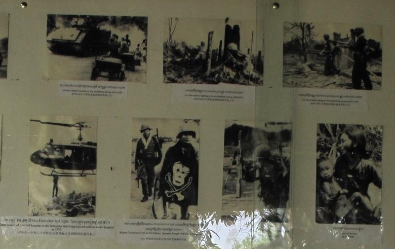 Cambodian war photos