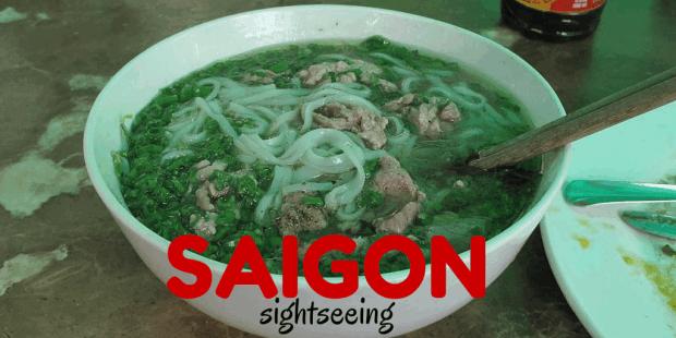 Saigon sightseeing