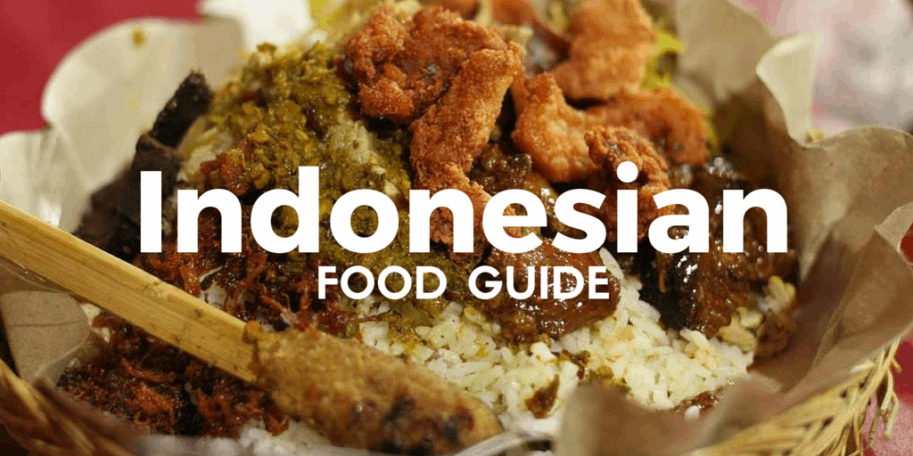 Indonesian food guide