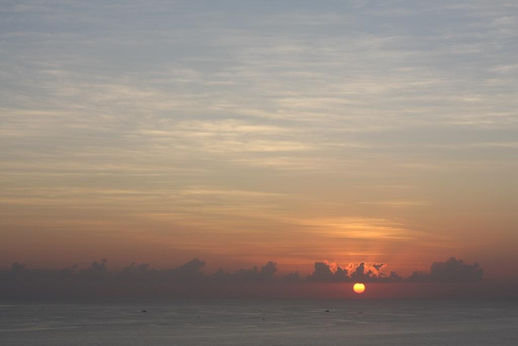 Sunset at Bukit Peninsula
