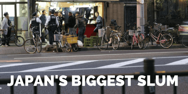 Japan's biggest slum
