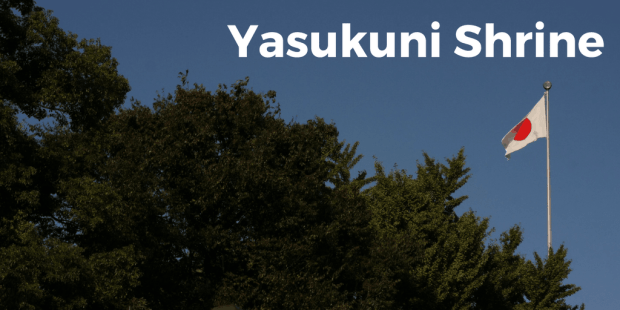 Yasukuni Shrine controversy