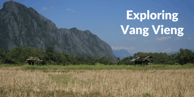 Exploring Vang Vieng