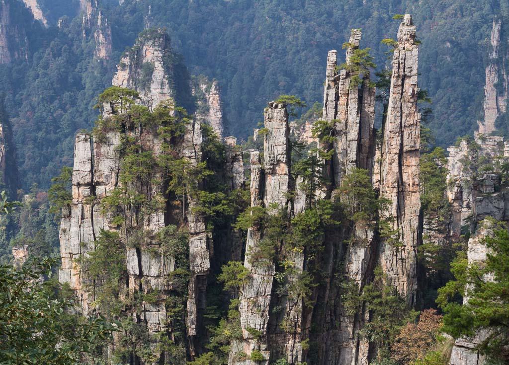 Zhangjiajie, China