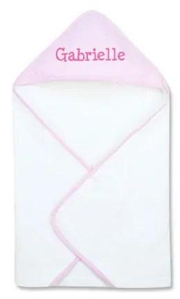 Pink Gingham Towel
