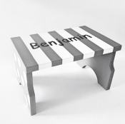 PERSONALIZED KIDS CHAIRS & STOOLS