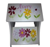 personalized stool for kids