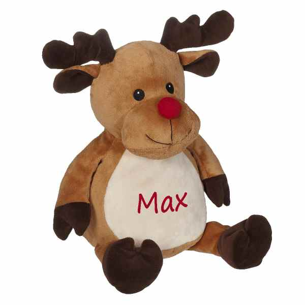 Personalized Reindeer