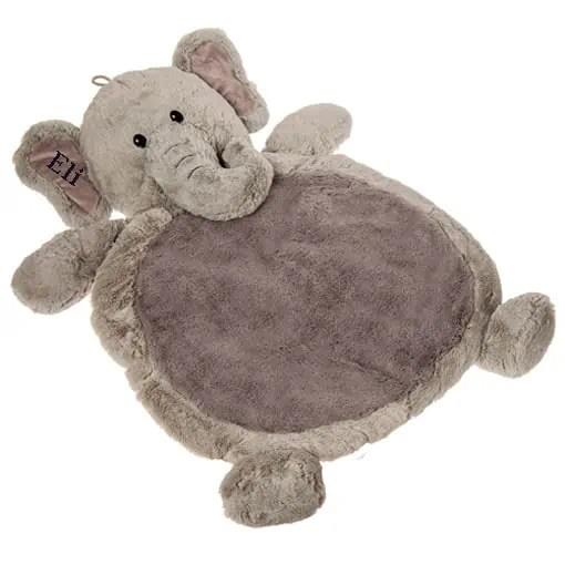 Elephant Baby Mat