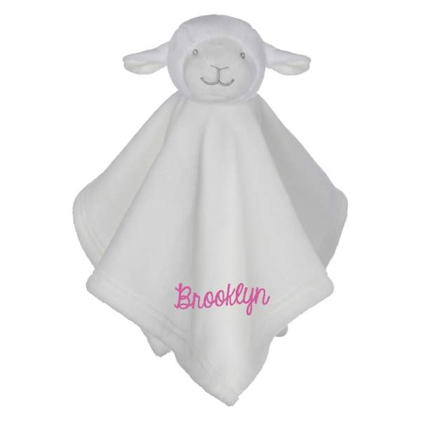 Personalized Blanky - Lil' Lamb