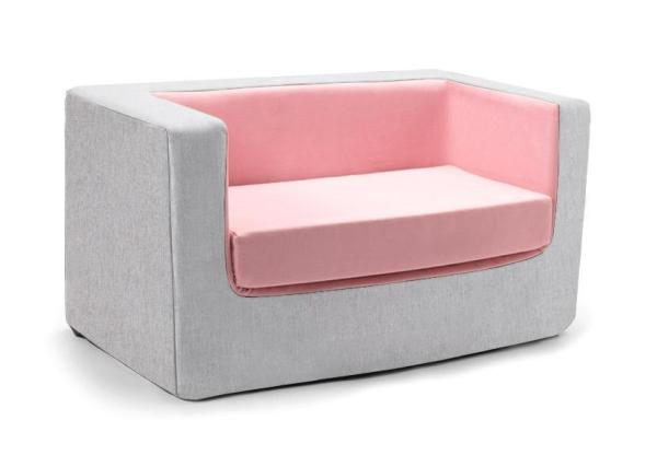 Monte Cubino Chair - Ash Pink