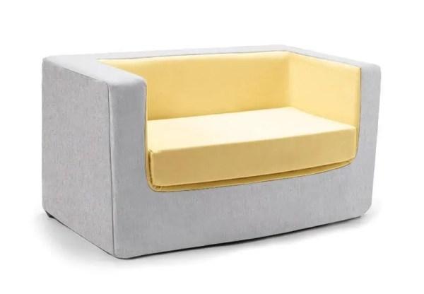 Monte Cubino Chair - Ash Yellow
