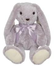 Personalized Bunny - purple