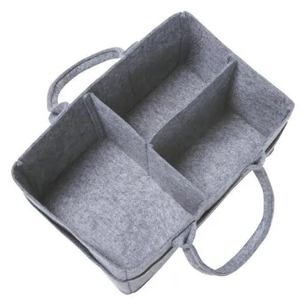 Personalized Caddy - Light Grey