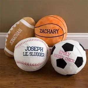 Personalized Sports Balls