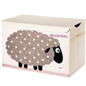 3 Sprouts Sheep Toy Chest