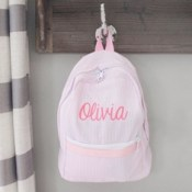 PERSONALIZED KIDS' BACKPACKS & BAGS