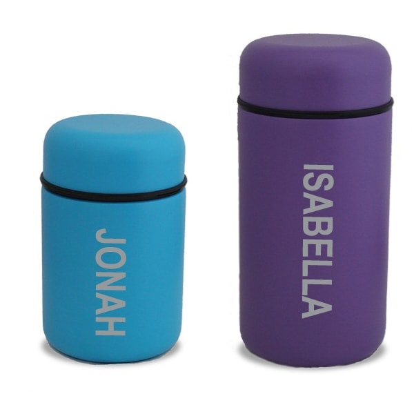 Personalized Food Containers