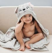 Personalized Kids Towel - Cat