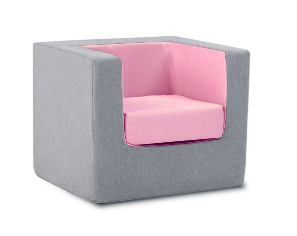 Monte Cubino Chair - Nordic Pink