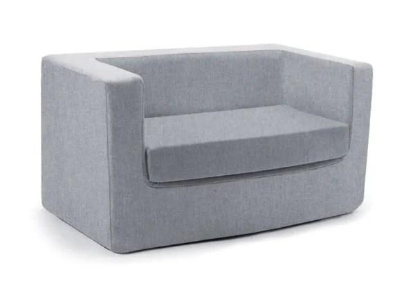 Monte Cubino Loveseat - Nordic Grey