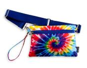 Puffer Primary Tie Dye 2 in 1 Bag